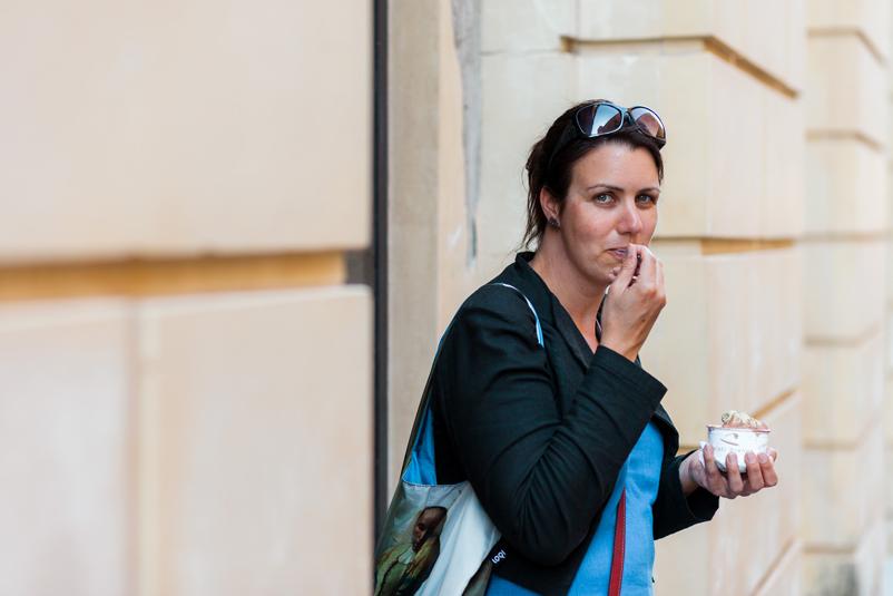Food historian Manon Henzen