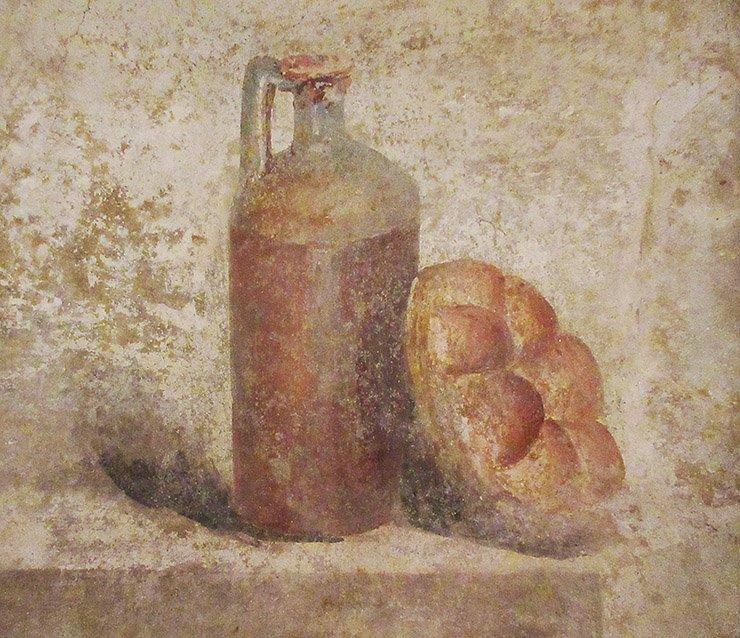 Bread from Pompeii