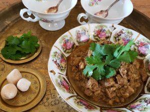 Babylonian Lamb stew